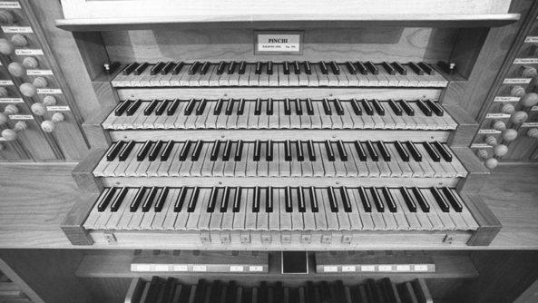 L'Organo del Conservatorio