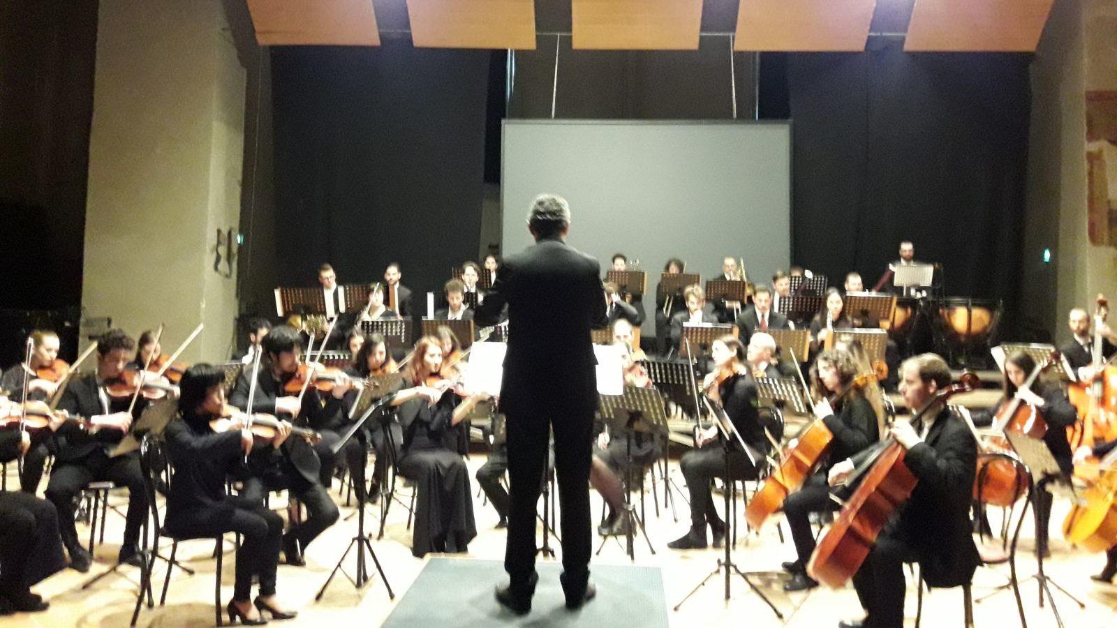 Concerto Auditorium di Foligno 26/01/2018