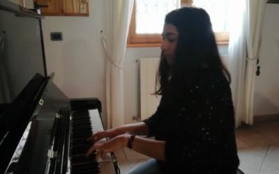 #iosuonodacasa - Consolazione in Mi Maggiore - F. Liszt