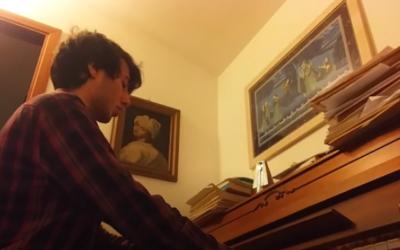 #iosuonodacasa - Domenico Scarlatti - Sonata in Mi Maggiore K380