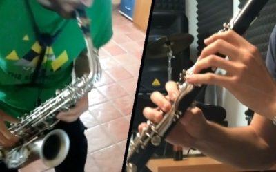 #iosuonodacasa - Gregory Wanamaker - Duo Sonata
