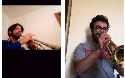 #iosuonodacasa - MAURICE GREENE - Trumpet Tune