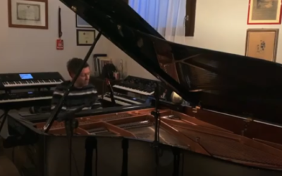 #iosuonodacasa - The Nearness of You - piano solo arrangement Stefano Pettirossi