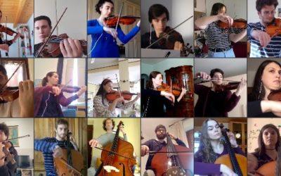 #iosuonodacasa - Alessandro Scarlatti - ARIA dalla Suite in DO min