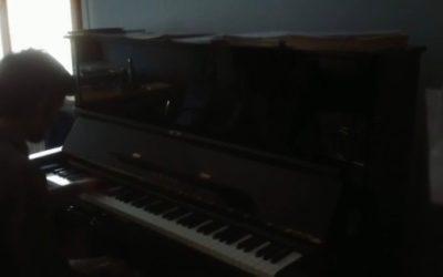 #iosuonodacasa - Alfredo Casella - Op. 70 N° 4 - Mattia Damiani pianoforte
