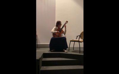 """#iosuonodacasa - Federico Moreno Torroba - Andante da """"Sonatina"""""""