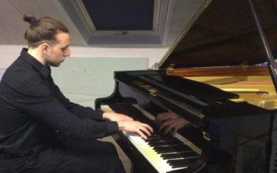 #iosuonodacasa - Frédérick Chopin - Fantasia in Fa minore op. 49