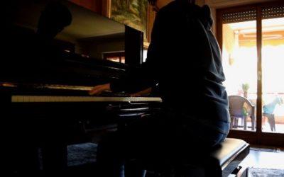 #iosuonodacasa - Frédérick Chopin - Improvviso N°1 in La bemolle maggiore op.29 - Alessio Sinagra - pianoforte