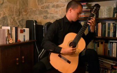 #iosuonodacasa - Agustin Barrios Mangoré - A Mi Madre